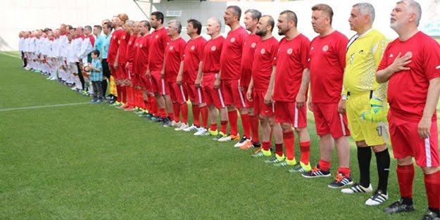TBMM Futbol Takımı'ndan Kenya'da dostluk maçı!